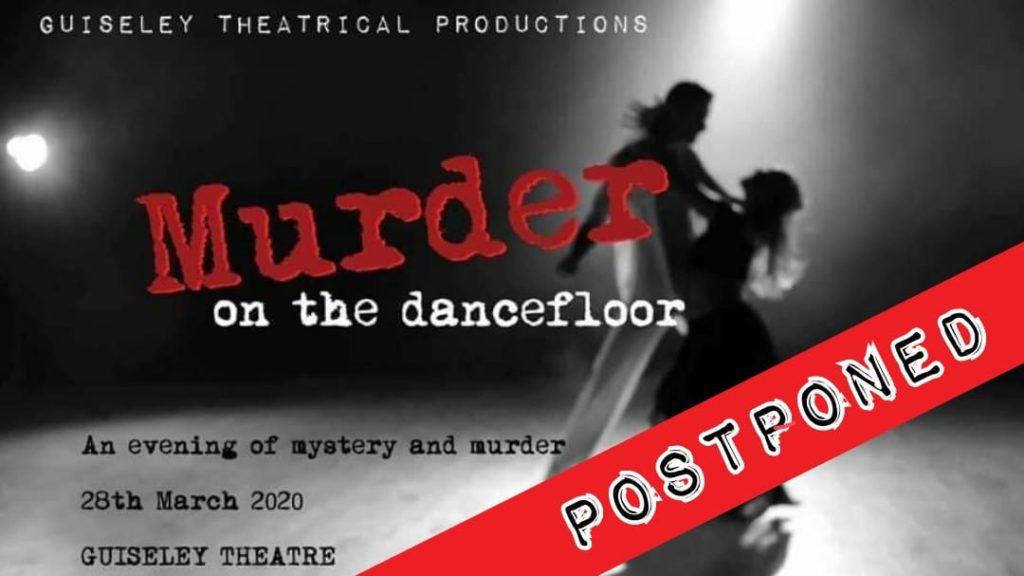 Murder on the Dancefloor is postponed